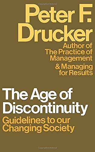 9780434903955: Age of Discontinuity