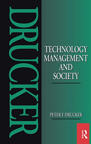 9780434903962: Technology, Management and Society