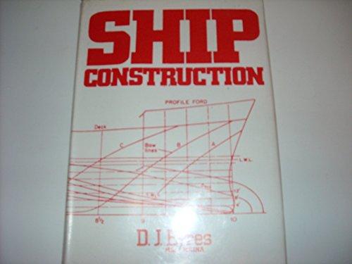9780434905560: Ship construction