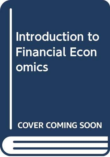 9780434905966: Introduction to Financial Economics