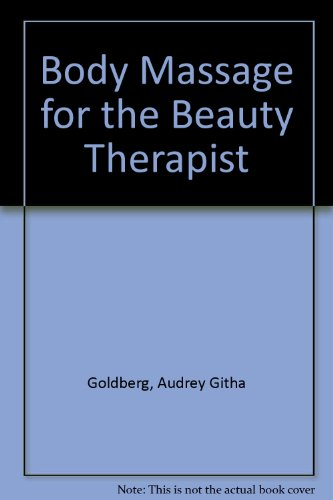 9780434906598: Body Massage for the Beauty Therapist