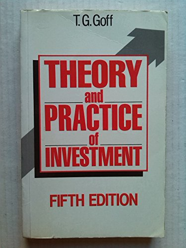 9780434906635: Theory and Practice of Investment