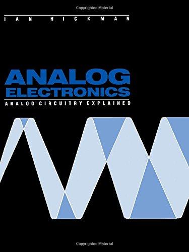 9780434907236: Analog Electronics