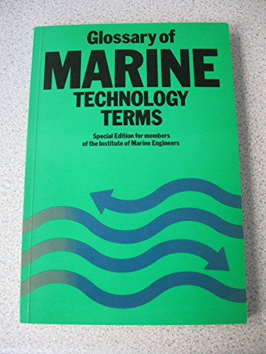 Glossary of Marine Technology Terms