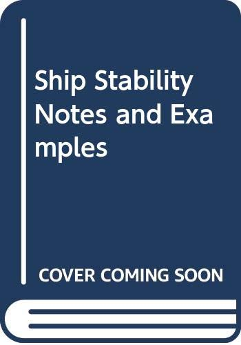 9780434910281: Ship Stability Notes and Examples
