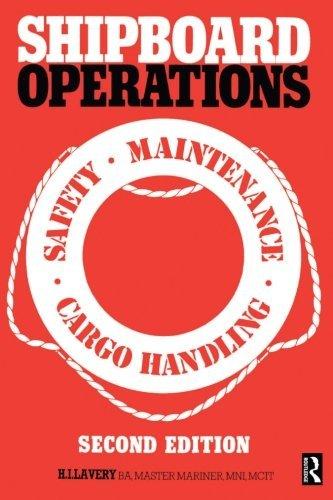 9780434910915: Shipboard Operations