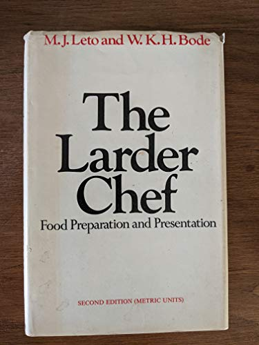 the larder chef functions of the