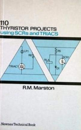 9780434912155: 110 Thyristor Projects Using S.C.R.s and Triacs