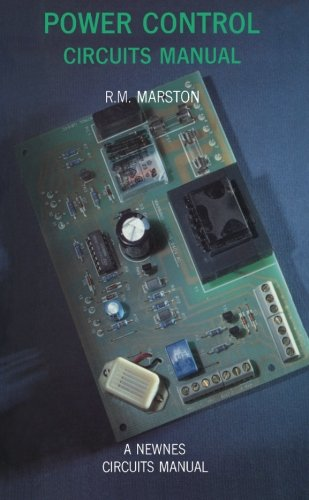Power Control Circuits Manual (Circuit manuals): Marston, R. M.