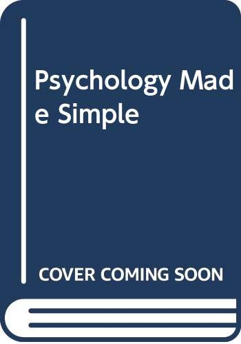 9780434913046: Psychology Made Simple