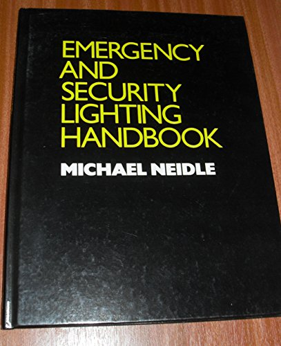 9780434914364: Emergency and Security Lighting Handbook