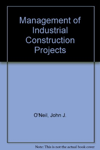 9780434914821: Management of Industrial Construction Projects