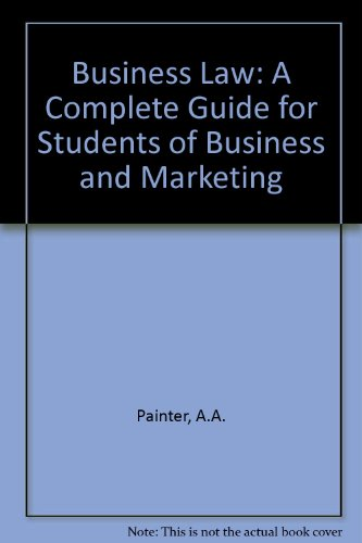 9780434915057: Business Law: A Complete Guide for Students of Business and Marketing