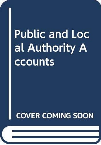 9780434917358: Public and Local Authority Accounts