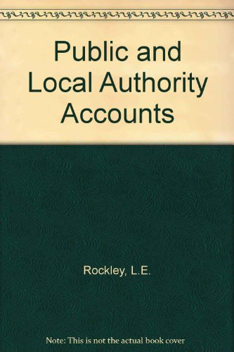 9780434917365: Public and Local Authority Accounts