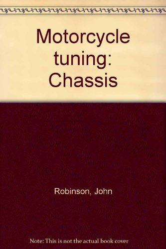 9780434917471: Motorcycle tuning: Chassis