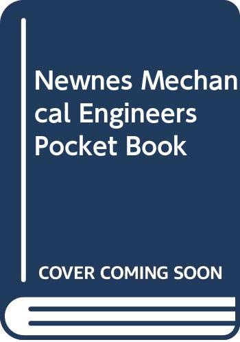 9780434919888: Newnes Mechanical Engineer's Pocket Book