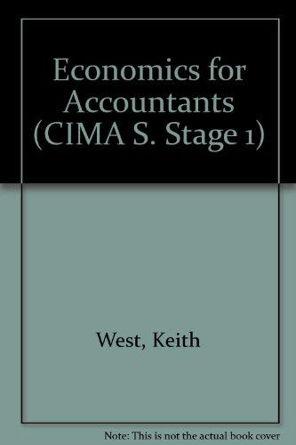 9780434922369: Economics for Accountants