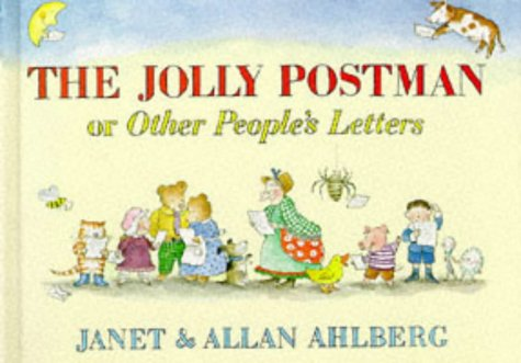 Jolly Postman or other People's: Letters (0434925152) by Allan Ahlberg; JAnet Ahlberg