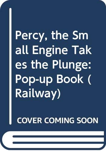 9780434927456: Percy Takes Plunge Pop-Up
