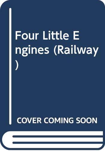 9780434927661: Four Little Engines (Railway)