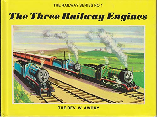 9780434927784: Three Railway Engines