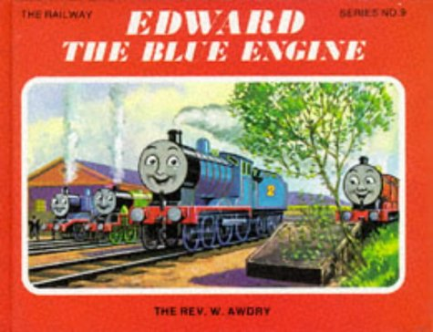 9780434927869: Edward, the Blue Engine (Railway)