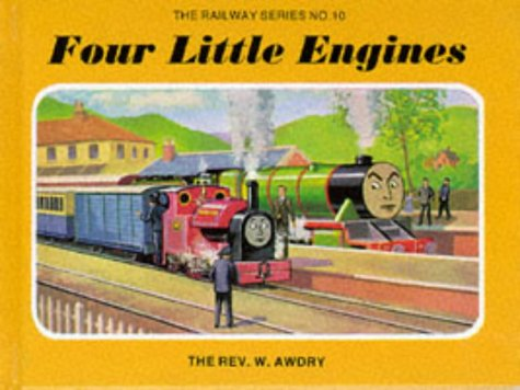 9780434927876: Four Little Engines (Railway)