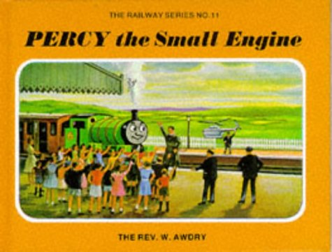 9780434927883: Percy, the Small Engine (Railway)