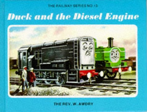 9780434927906: Duck and the Diesel Engine (Railway)
