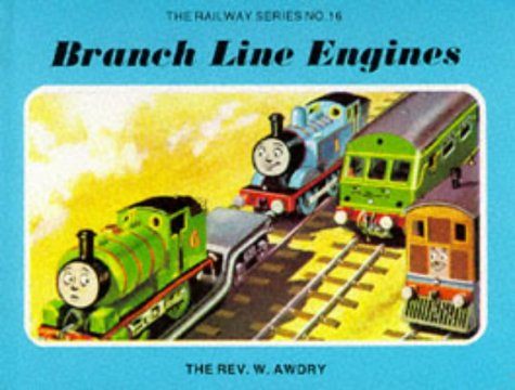 9780434927937: Branch Line Engines