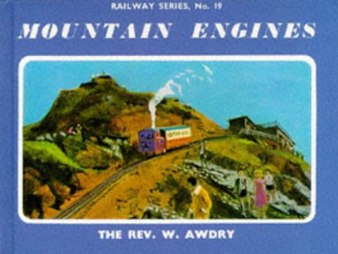 9780434927968: Mountain Engines (Railway)
