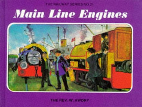9780434927982: Main Line Engines (Railway)