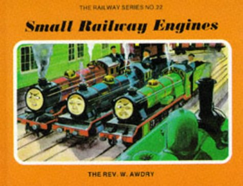 9780434927999: Small Railway Engines (Railway)