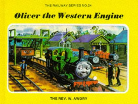 9780434928019: Oliver the Western Engine
