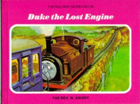 9780434928026: Duke, the Lost Engine (Railway)