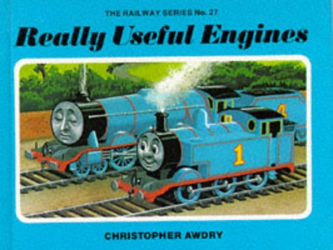 9780434928040: Really Useful Engines