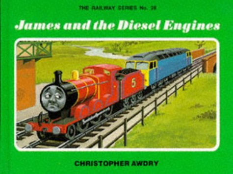 9780434928057: James and the Diesel Engines (Thomas the Tank Engine)