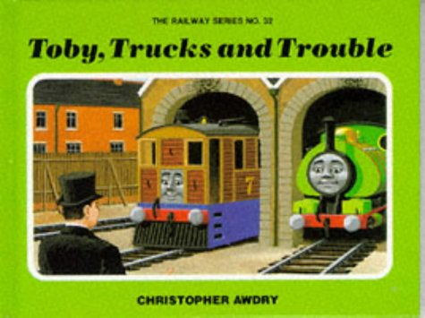 9780434928088: Toby, Trucks and Trouble (Railway series)