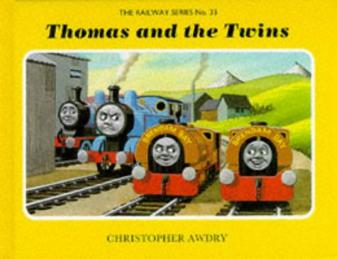 Thomas and the Twins (Thomas the Tank Engine) (0434928291) by Christopher Awdry; Clive Spong