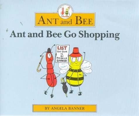 9780434929702: Ant and Bee Go Shopping