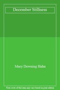 9780434934843: December Stillness (1990 publication)