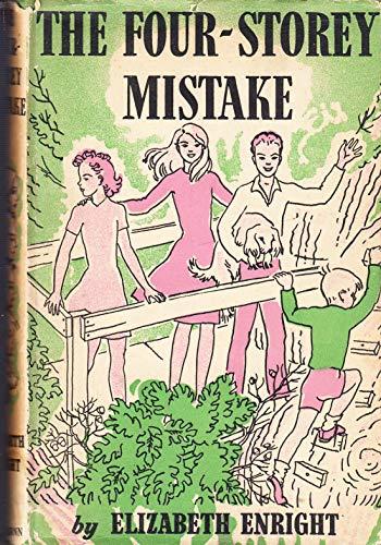 9780434937004: Four Storey Mistake