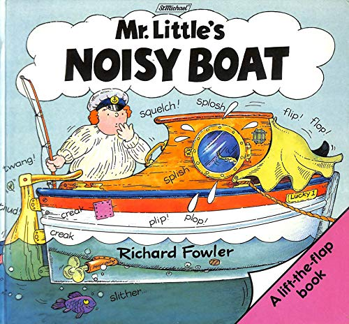 9780434937950: Mr. Little's Noisy Boat