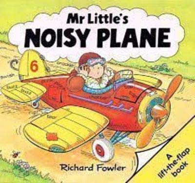 9780434937981: Mr. Little's Noisy Plane