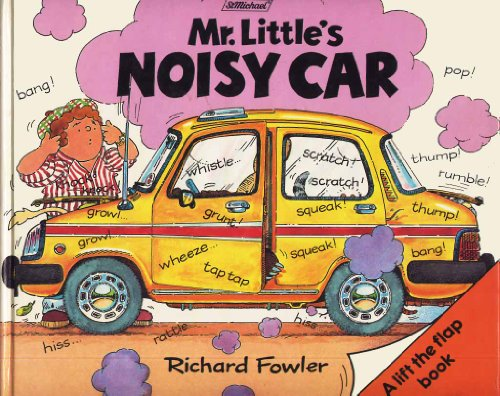 9780434938001: Mr Little's Noisy Car