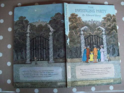 The Dwindling Party: Gorey, Edward