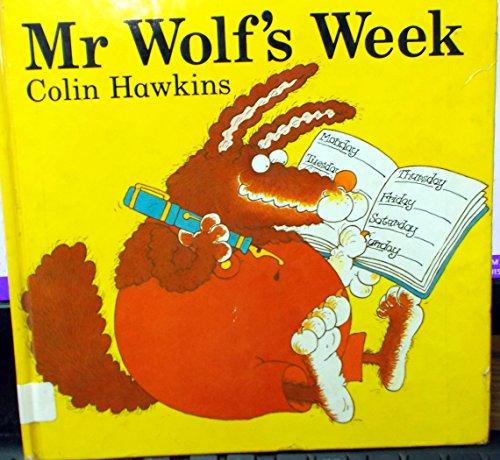 Mr Wolfs Week by Colin Hawkins - AbeBooks