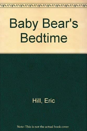9780434943043: Baby Bear's Bedtime