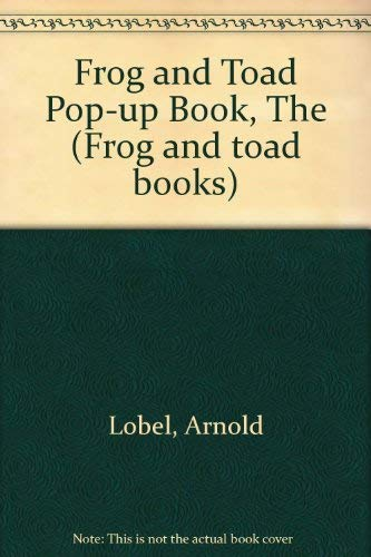9780434949502: Frog and Toad Pop-up Book, The (Frog and toad books)